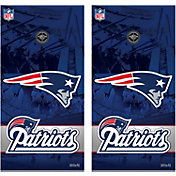 Wild Sports New England Patriots Tailgate Bean Bag Toss Shield Decals