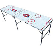 Wild Sports Montreal Canadiens 2' x 8' Tailgate Table