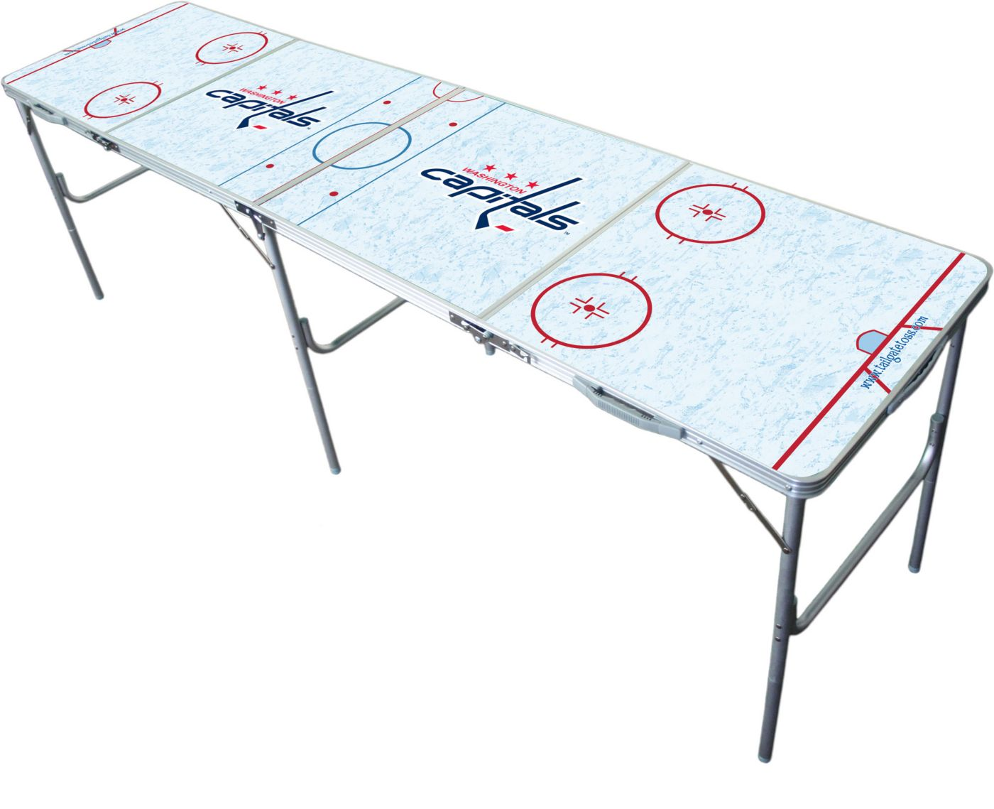 Wild Sports Washington Capitals 2' x 8' Tailgate Table