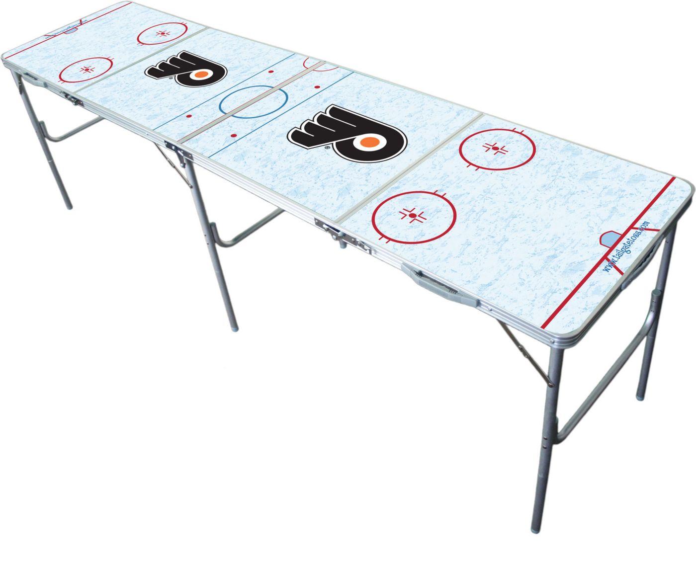 Wild Sports Philadelphia Flyers 2' x 8' Tailgate Table