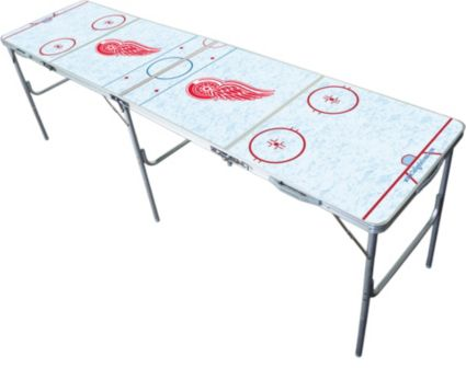 Wild Sports Detroit Red Wings 2' x 8' Tailgate Table