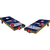 Wild Sports 2' x 4'  New England Patriots Tailgate Bean Bag Toss Shields