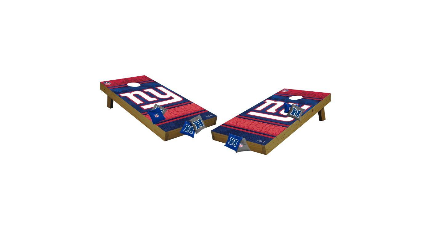 Wild Sports 2' x 4'  New York Giants Tailgate Bean Bag Toss Shields