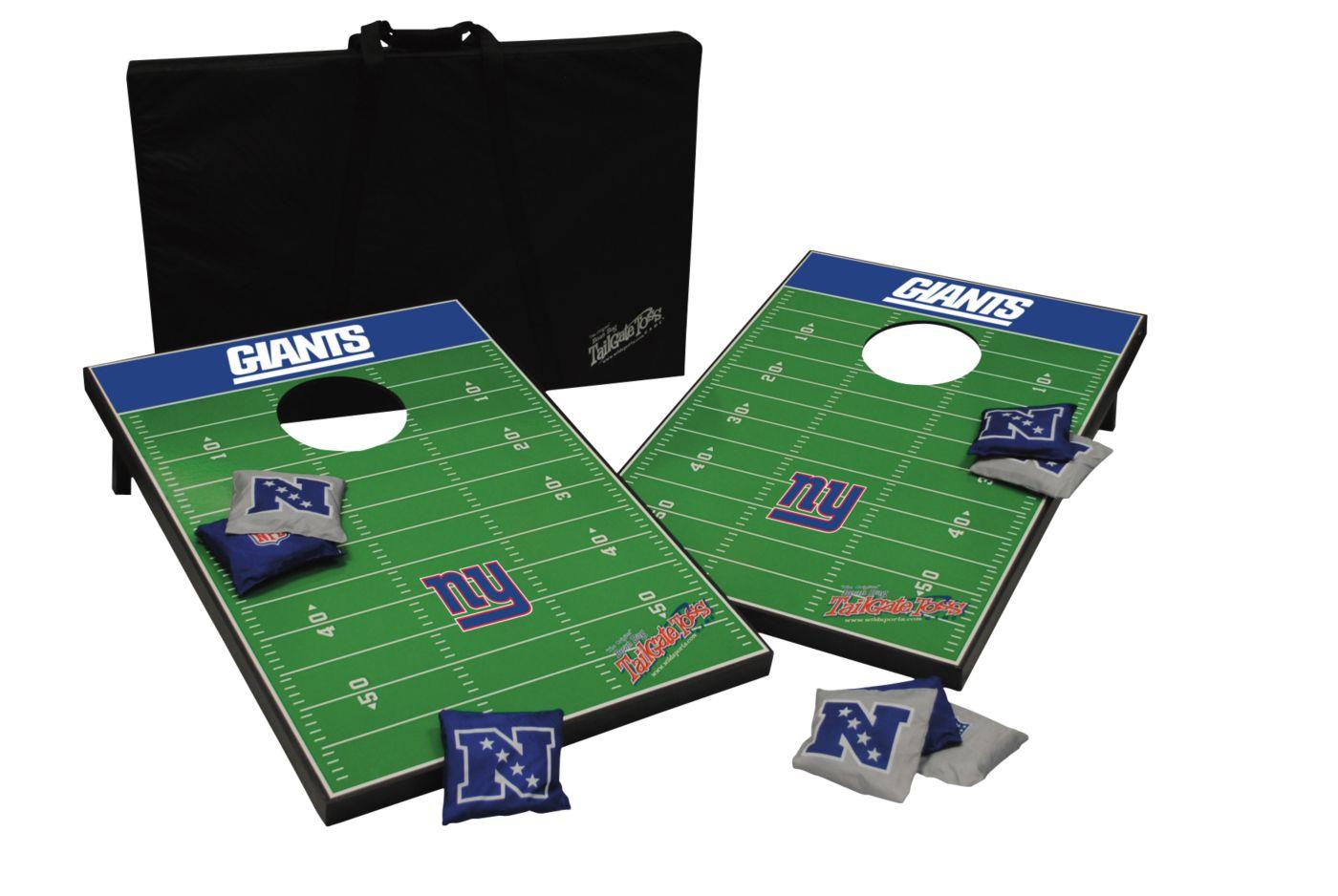 Wild Sports 2' x 3' New York Giants Tailgate Bean Bag Toss
