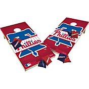 Wild Sports 2' x 4'  Philadelphia Phillies Tailgate Bean Bag Toss Shields