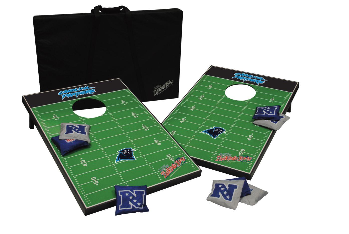 Wild Sports Carolina Panthers Tailgate Bean Bag Toss