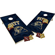 Wild Sports 2' x 4' Pitt Panthers XL Tailgate Bean Bag Toss Shields