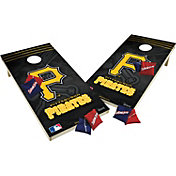 Wild Sports 2' x 4'  Pittsburgh Pirates Tailgate Bean Bag Toss Shields