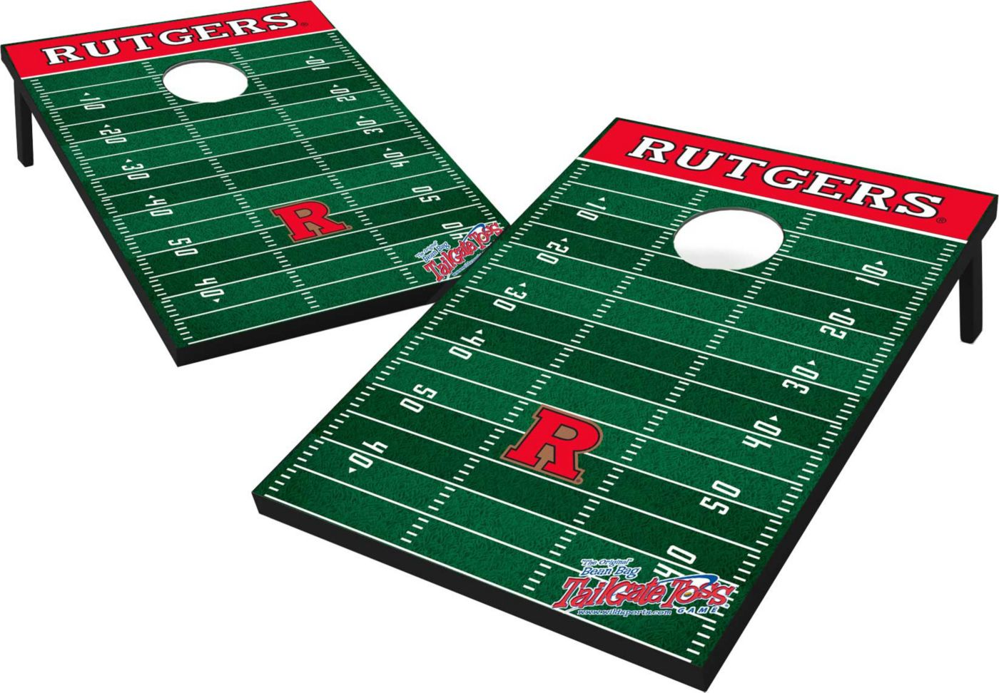 Wild Sports 2' x 3' Rutgers Scarlet Knights Tailgate Bean Bag Toss