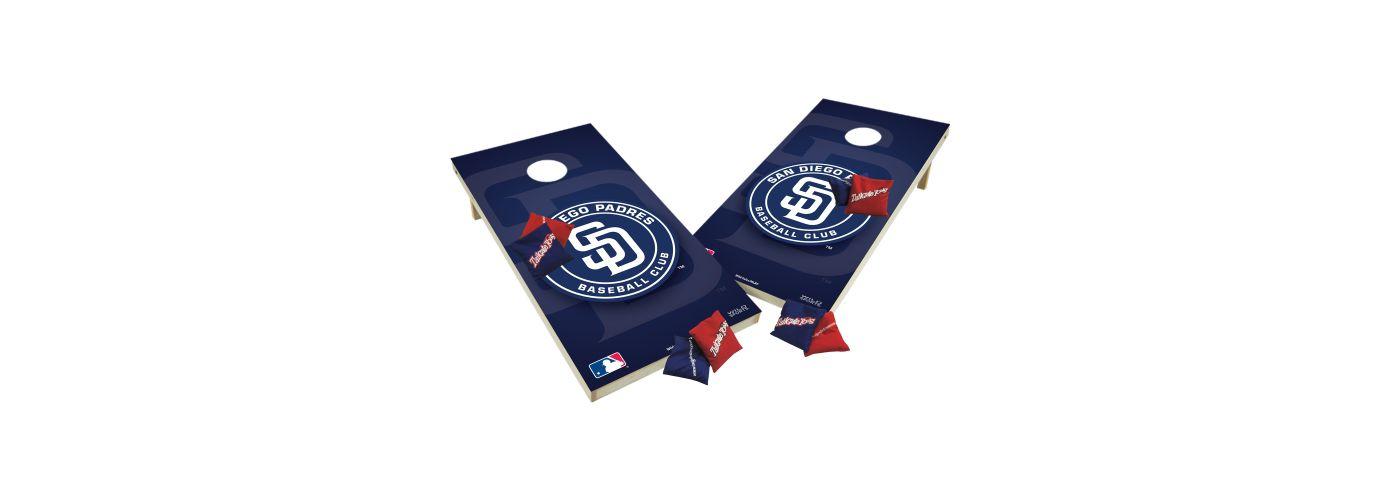 Wild Sports 2' x 4' San Diego Padres XL Tailgate Bean Bag Toss Shields