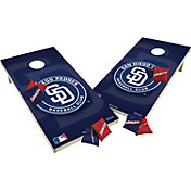 Wild Sports 2' x 4'  San Diego Padres Tailgate Bean Bag Toss Shields