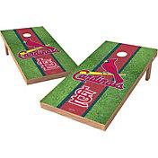 Wild Sports 2' x 4' St. Louis Cardinals XL Tailgate Bean Bag Toss Shields