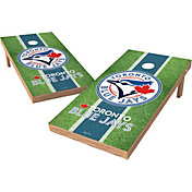 Wild Sports 2' x 4' Toronto Blue Jays XL Tailgate Bean Bag Toss Shields