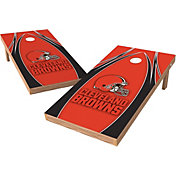 Wild Sports 2' x 4' Cleveland Browns XL Tailgate Bean Bag Toss Shields