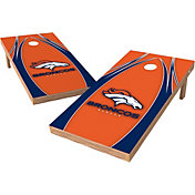 Wild Sports 2' x 4' Denver Broncos XL Tailgate Bean Bag Toss Shields