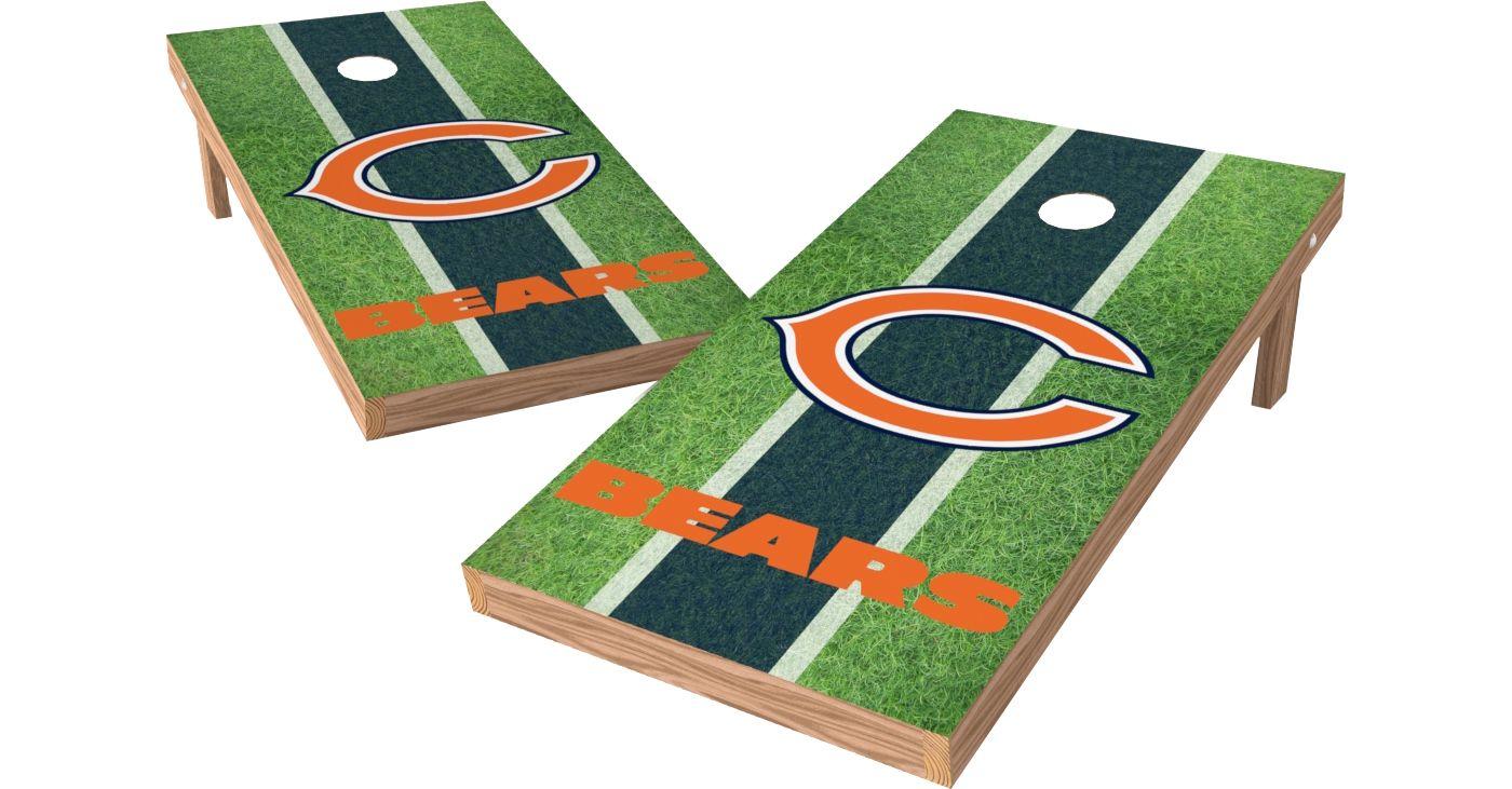 Wild Sports 2 X 4 Chicago Bears Xl Tailgate Bean Bag