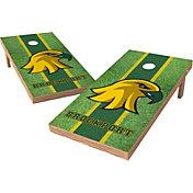 Wild Sports 2' x 4' Brockport Golden Eagles XL Tailgate Bean Bag Toss Shields