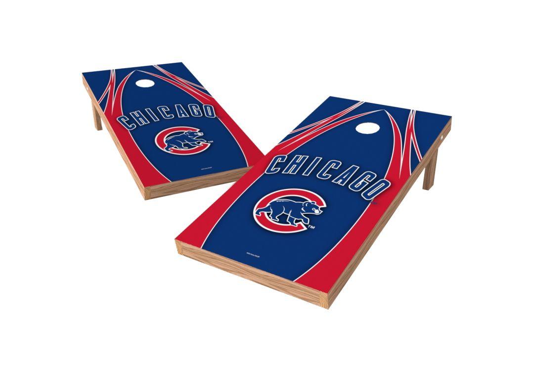 Prime Wild Sports 2 X 4 Chicago Cubs Xl Tailgate Bean Bag Toss Shields Alphanode Cool Chair Designs And Ideas Alphanodeonline