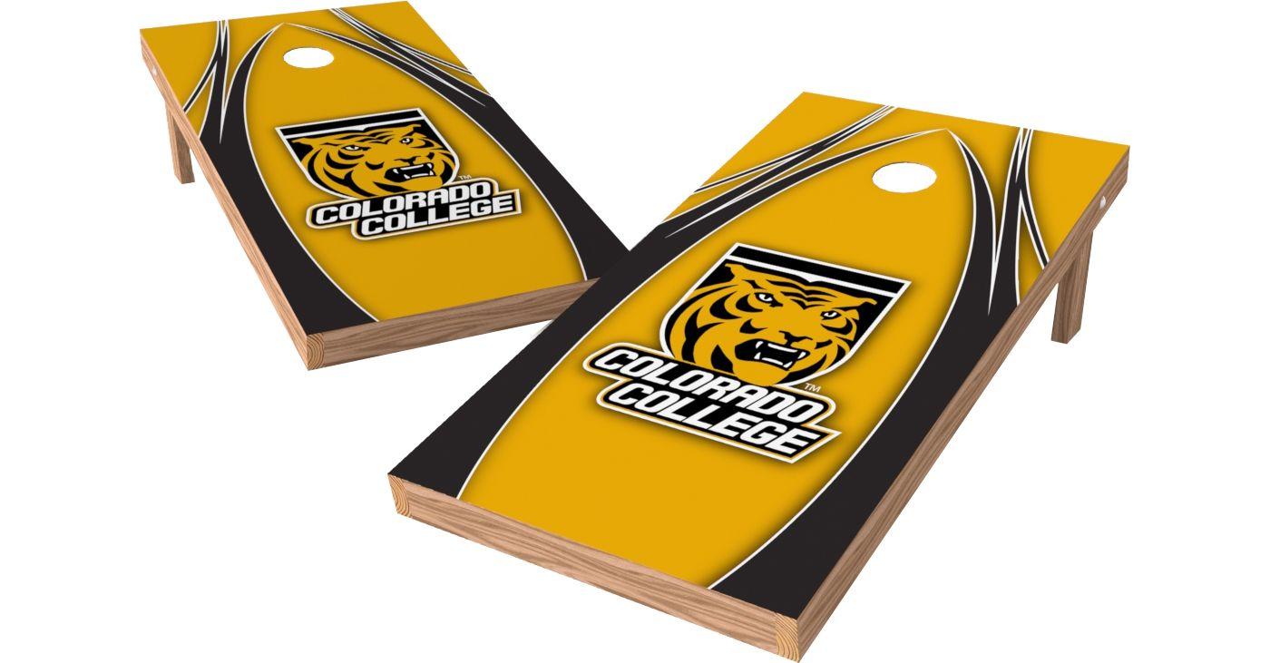 Wild Sports 2' x 4' Colorado Tigers XL Tailgate Bean Bag Toss Shields