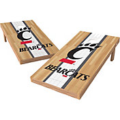 Wild Sports 2' x 4' Cincinnati Bearcats XL Tailgate Bean Bag Toss Shields
