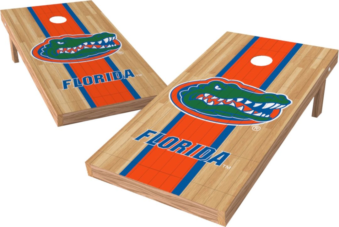 Peachy Wild Sports 2 X 4 Florida Gators Xl Tailgate Bean Bag Toss Shields Gmtry Best Dining Table And Chair Ideas Images Gmtryco