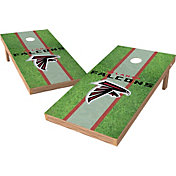 Wild Sports 2' x 4' Atlanta Falcons XL Tailgate Bean Bag Toss Shields