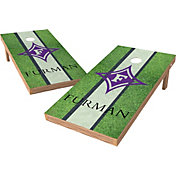 Wild Sports 2' x 4' Furman Paladins XL Tailgate Bean Bag Toss Shields