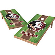 Wild Sports 2' x 4' Florida State Seminoles XL Tailgate Bean Bag Toss Shields