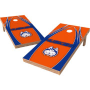 Wild Sports 2' x 4' Houston Baptist Huskies XL Tailgate Bean Bag Toss Shields