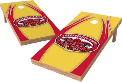 Wild Sports 2' x 4' Jacksonville State Gamecocks XL Tailgate Bean Bag Toss Shields