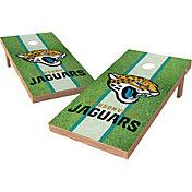 Wild Sports 2' x 4' Jacksonville Jaguars XL Tailgate Bean Bag Toss Shields
