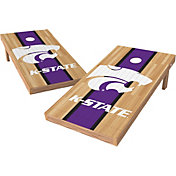 Wild Sports 2' x 4' Kansas State Wildcats XL Tailgate Bean Bag Toss Shields