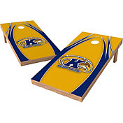 Wild Sports 2' x 4' Kent State Golden Flashes XL Tailgate Bean Bag Toss Shields