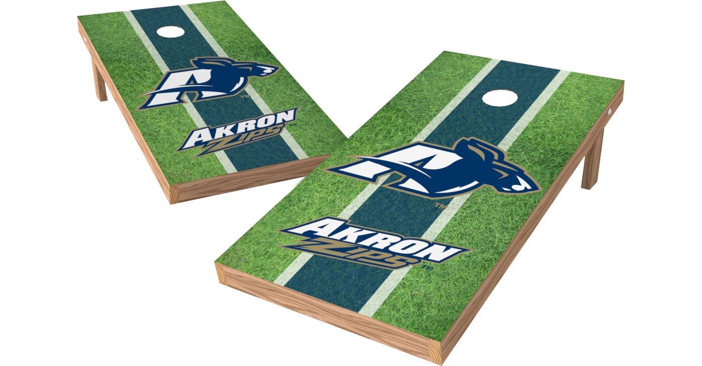 Wild Sports 2' x 4' Akron Zips XL Tailgate Bean Bag Toss Shields