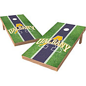 Wild Sports 2' x 4' Albany Great Danes XL Tailgate Bean Bag Toss Shields