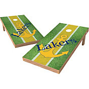 Wild Sports 2' x 4' Lake Superior State Lakers XL Tailgate Bean Bag Toss Shields