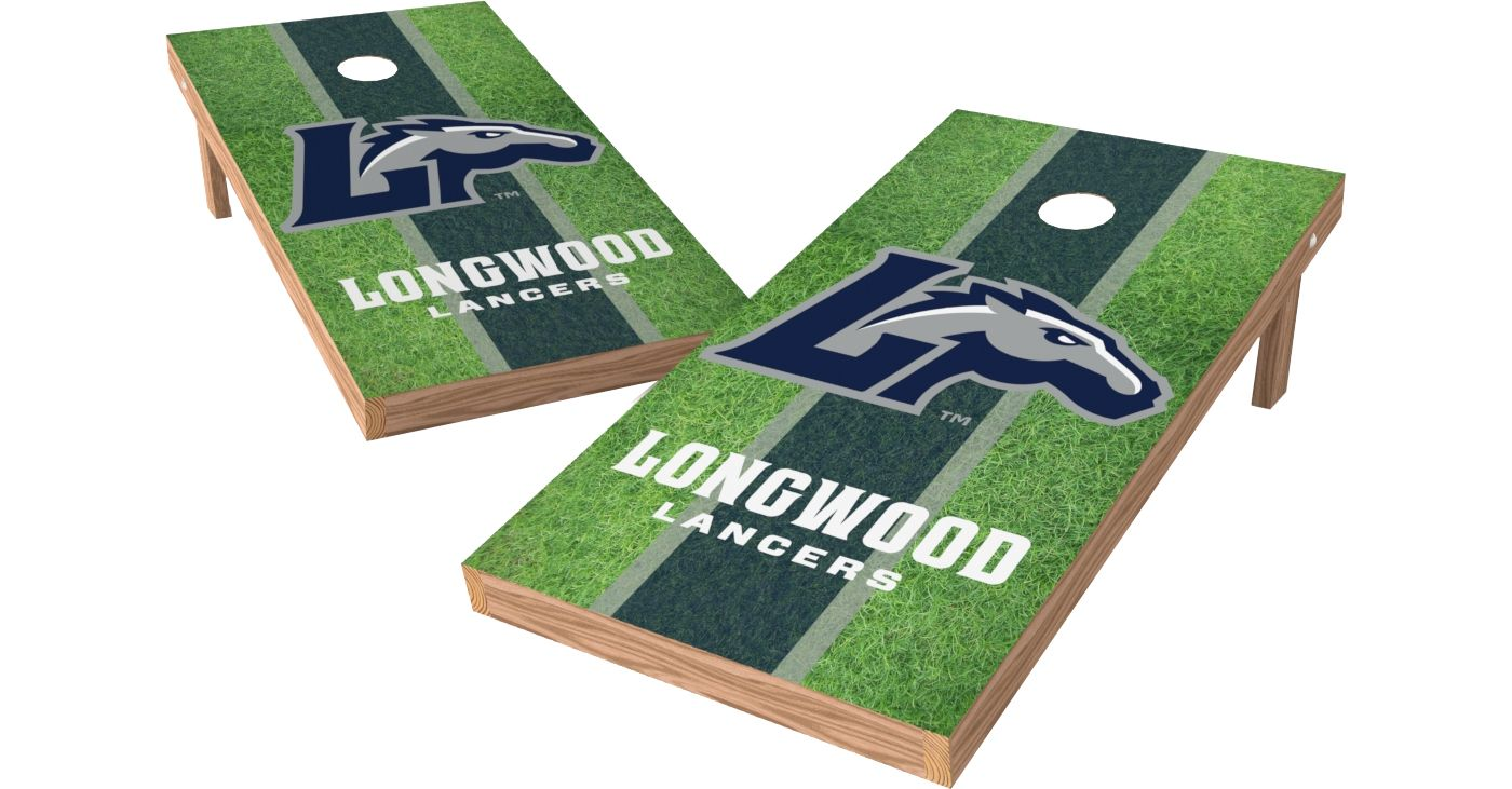 Wild Sports 2' x 4' Longwood Lancers XL Tailgate Bean Bag Toss Shields