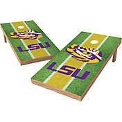 Wild Sports 2' x 4' LSU Tigers XL Tailgate Bean Bag Toss Shields
