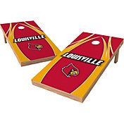 Wild Sports 2' x 4' Louisville Cardinals XL Tailgate Bean Bag Toss Shields