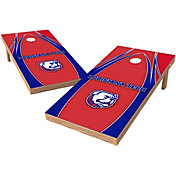 Wild Sports 2' x 4' Louisiana Tech Bulldogs XL Tailgate Bean Bag Toss Shields