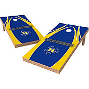 Wild Sports 2' x 4' McNeese State Cowboys XL Tailgate Bean Bag Toss Shields