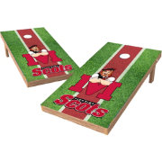 Wild Sports 2' x 4' Monmouth Fighting Scots XL Tailgate Bean Bag Toss Shields