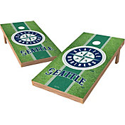 Wild Sports 2' x 4' Seattle Mariners XL Tailgate Bean Bag Toss Shields