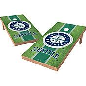 Wild Sports 2' x 4' Seattle Mariners XL Tailgate Bean Bag Toss Shields
