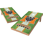Wild Sports 2' x 4' Mercer Bears XL Tailgate Bean Bag Toss Shields