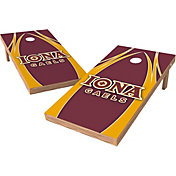 Wild Sports 2' x 4' Iona College Gaels XL Tailgate Bean Bag Toss Shields