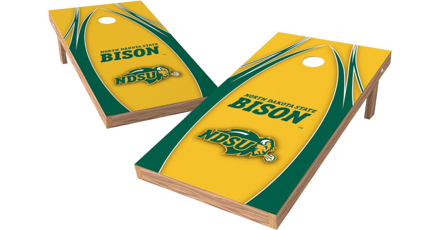 Wild Sports 2' x 4' North Dakota State Bison XL Tailgate Bean Bag Toss Shields