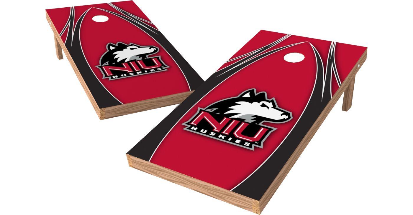 Wild Sports 2' x 4' Northern Illinois Huskies XL Tailgate Bean Bag Toss Shields