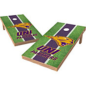 Wild Sports 2' x 4' Northern Iowa Panthers XL Tailgate Bean Bag Toss Shields