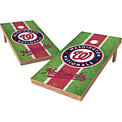 Wild Sports 2' x 4' Washington Nationals XL Tailgate Bean Bag Toss Shields